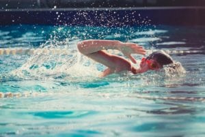 School Swimming Coach Hire